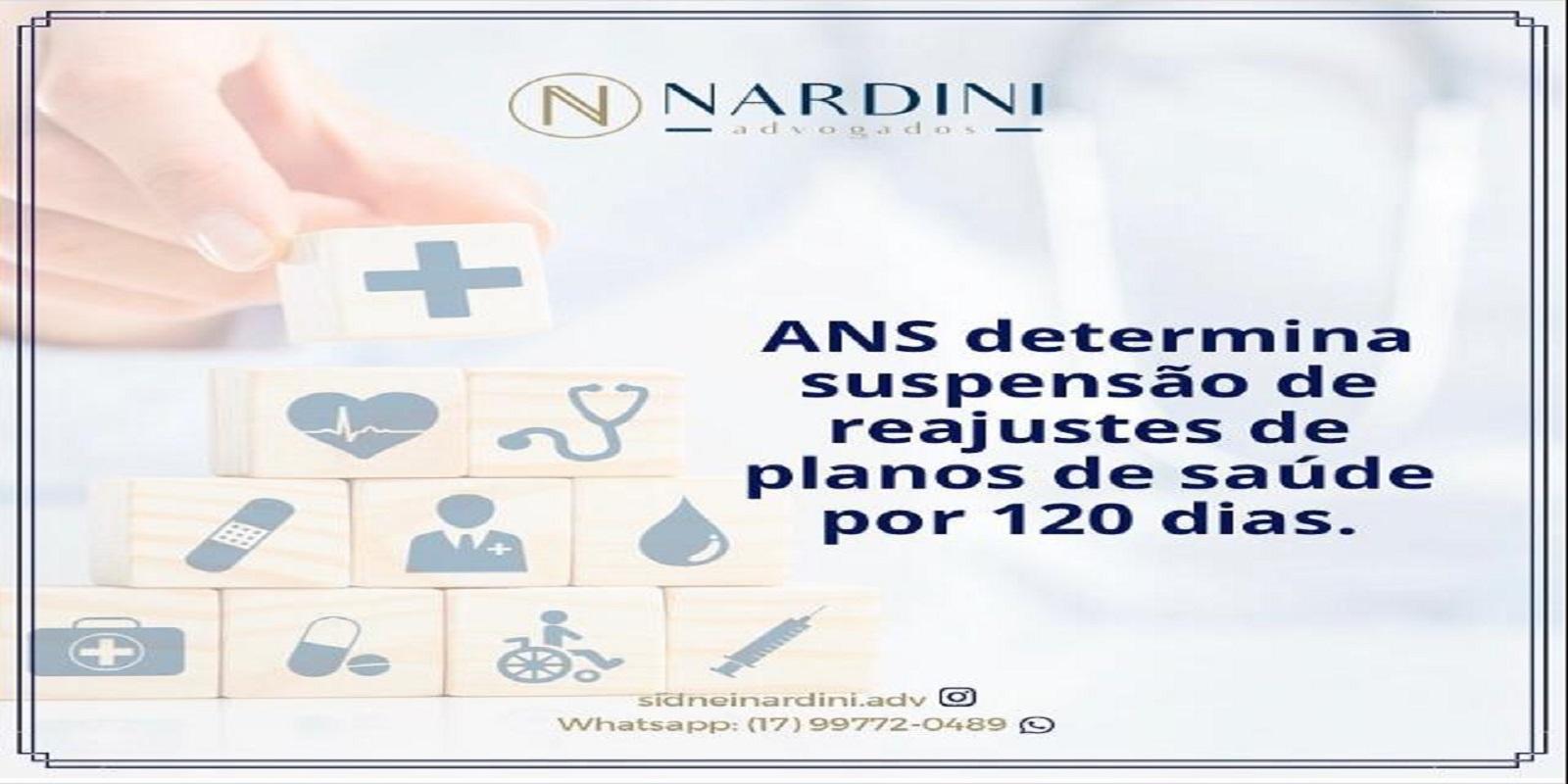 ANS suspende reajustes de planos de saúde